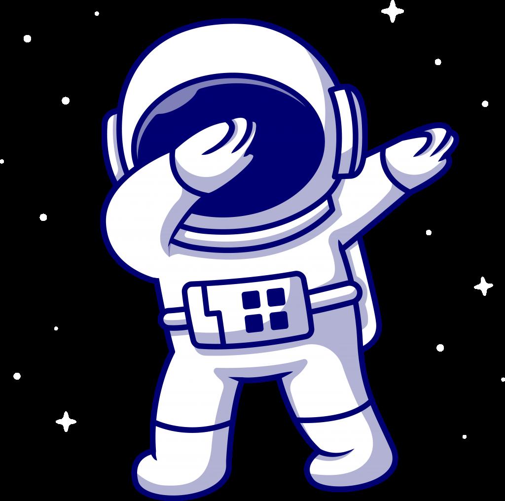 Astronauta Contato - Cout Solutions